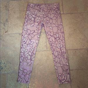Joy Lab floral leggings